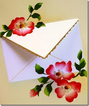 """Почтовая рассылка """"Любимые цветы"""""""
