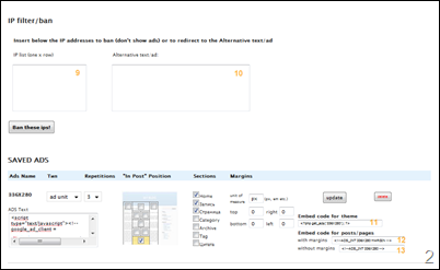 AdSense Integrator2