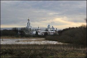 Новый год 2007 Великий Новгород