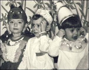 Новый год 1983 детский сад