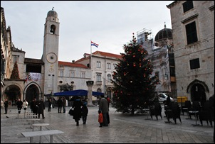Новый год 2009 Дубровник