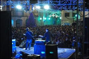 Новый год 2009 Черногория