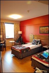 Хельсинки отель Гаага