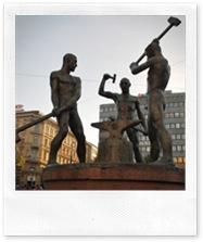 Памятники в Хельсинки